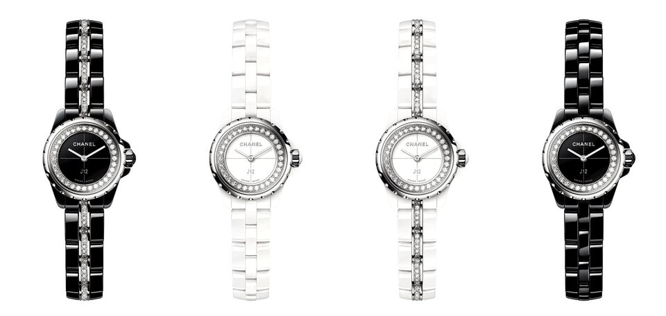 Watch This Space: Chanel Adds New Designs To Their Iconic J12 Collection