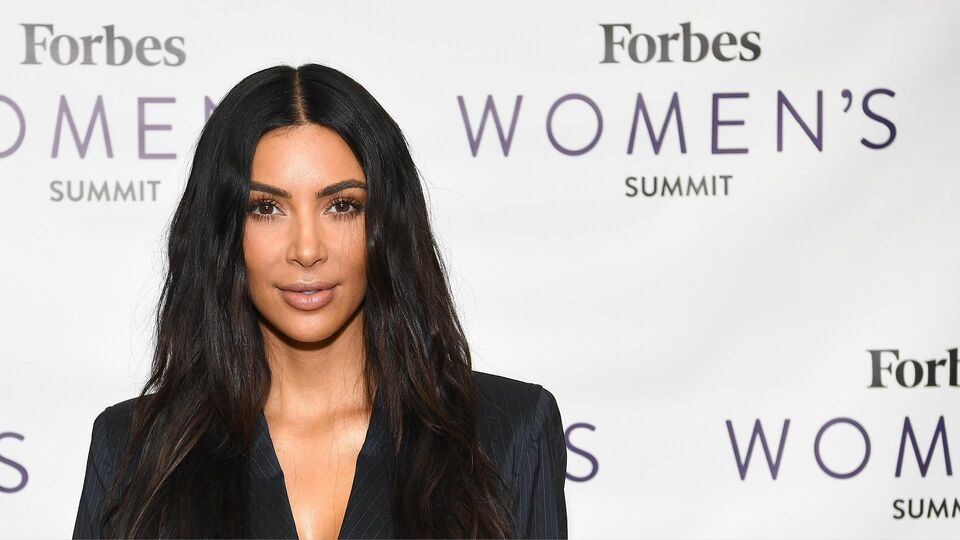 Kim Kardashian West Is Launching A Solo Make-Up Line