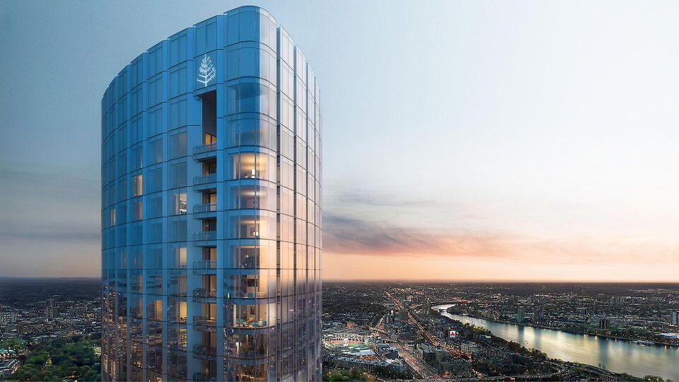 High-Rise Luxury In Boston