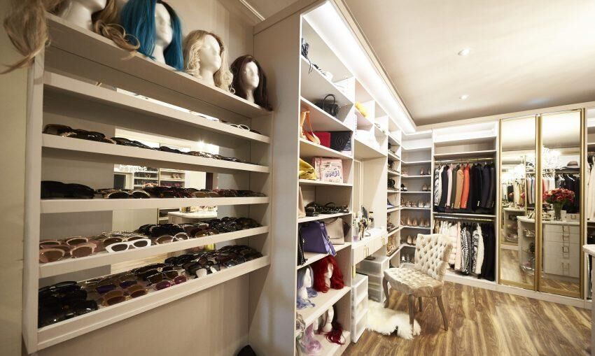 Huda Kattan's Wardrobe Is The Thing Dreams Are Made Of