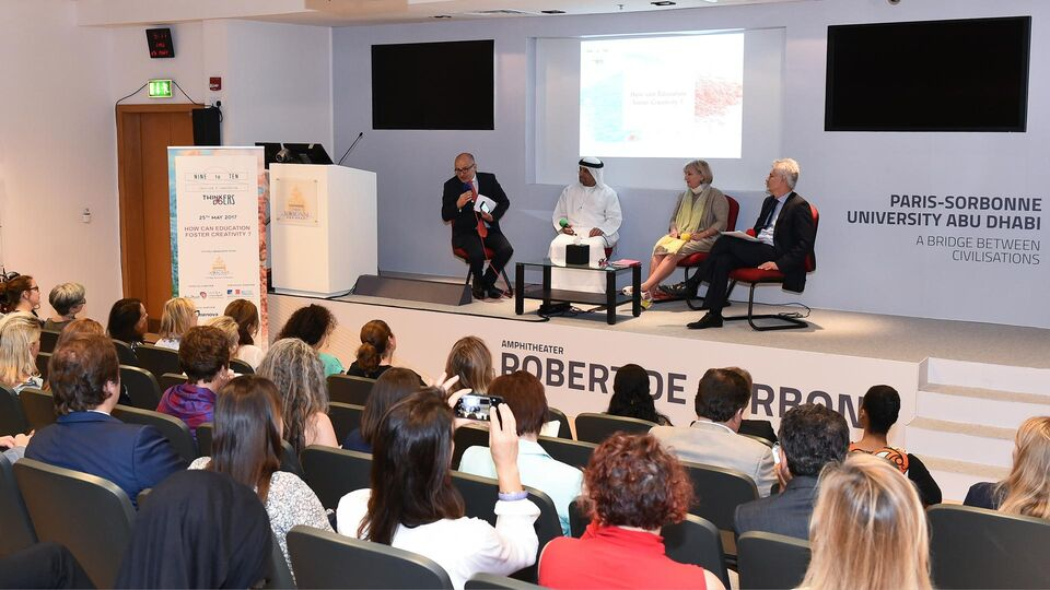 Thinkers & Doers Host Conference On Education And Creativity