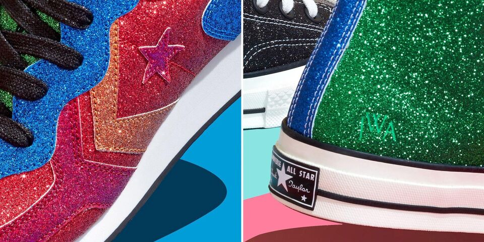JW Anderson Collaborates With Converse