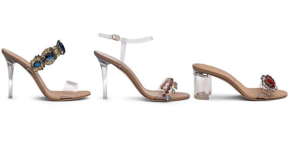 Rihanna Reveals Her Second Collection For Manolo Blahnik
