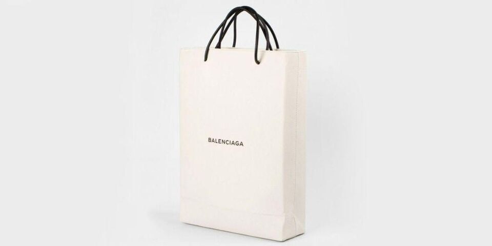 This Dhs4,000 Balenciaga Shopping Bag Has Already Sold Out