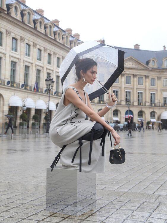 Jessica Kahawaty Teams Up With Maison Pyramide