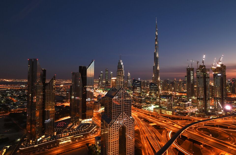 Dubai Is Named As One Of The Top 10 Best Tourist Destinations In The World