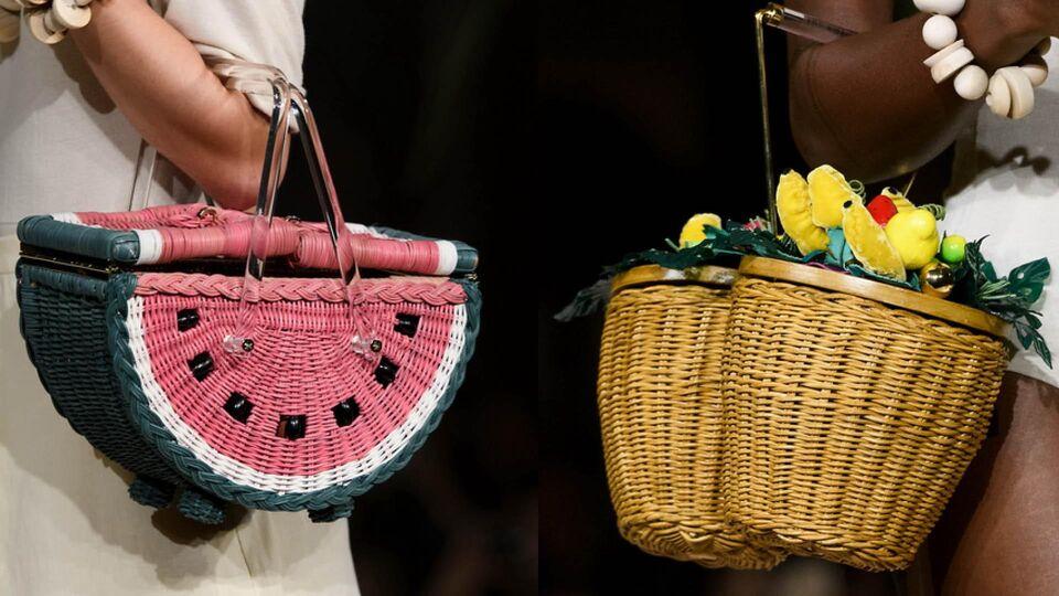 #BazaarLoves: Basket Bags To Buy Now