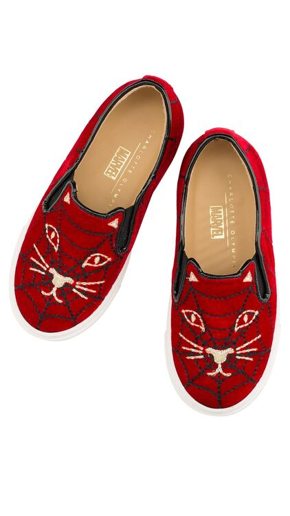 Charlotte Olympia Teams Up With Marvel