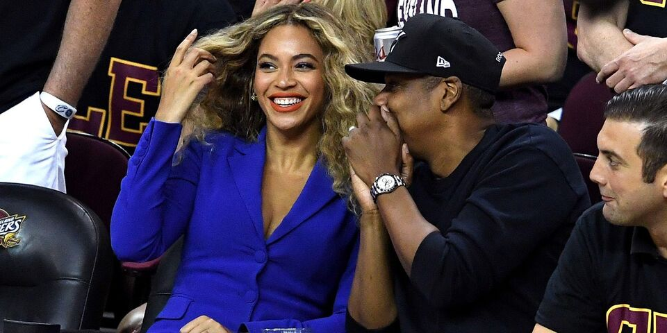 The Names Of Beyonce And Jay-Z's Twins Have Been Revealed