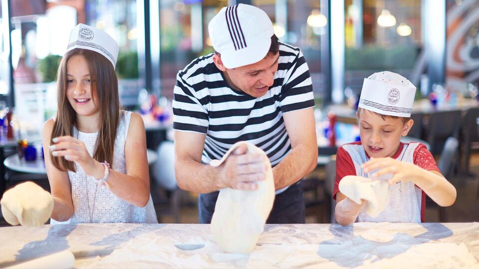 The Hands-On Pizza Party Kids Will Love This Summer