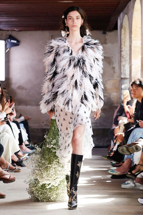 All The Standout Looks From Rodarte's Spring 2018 Collection