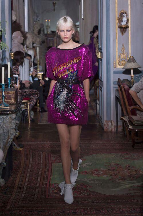 Peter Dundas Makes His Couture Debut In Paris