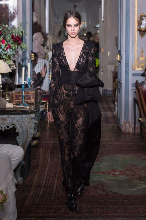 Peter Dundas Makes His Couture Debut In Paris