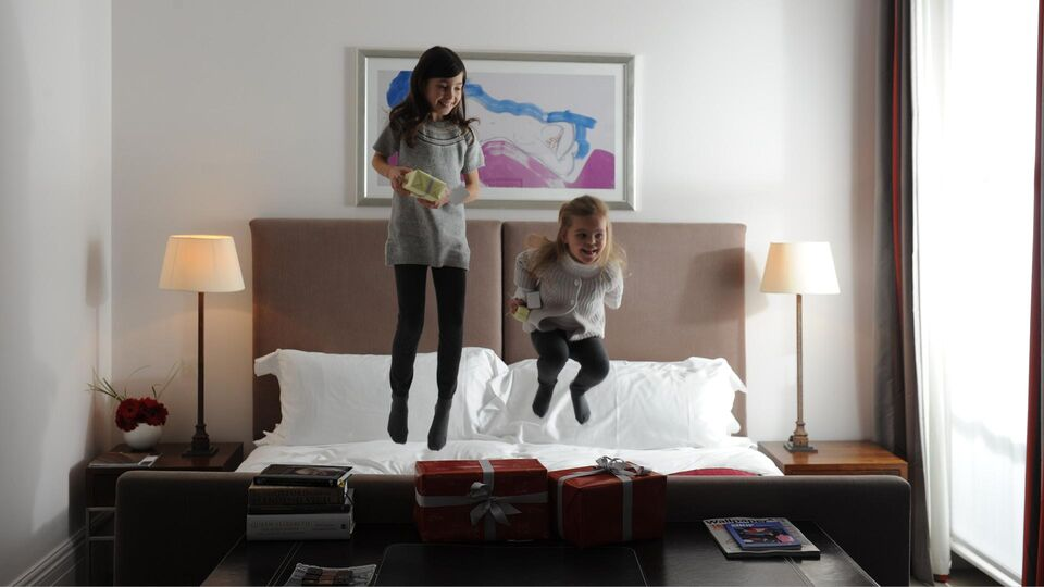 Brown's Hotel Partners With Hamleys To Offer Kids A Bespoke London Experience