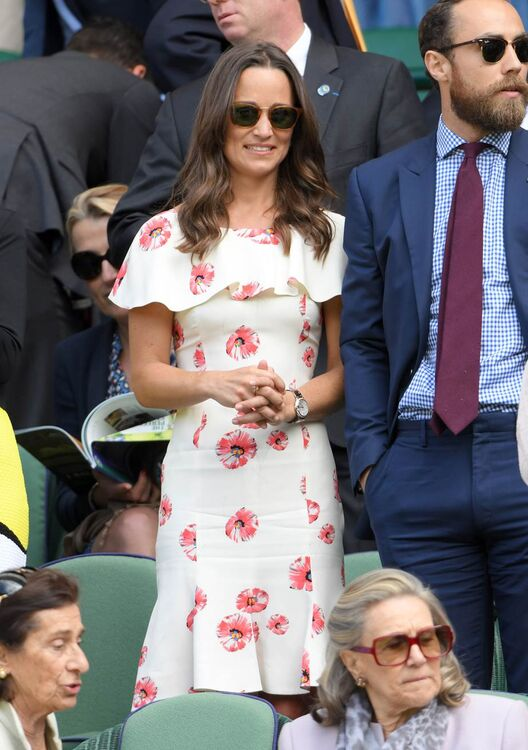 A Comprehensive History Of Celebrities Looking Stylish At Wimbledon