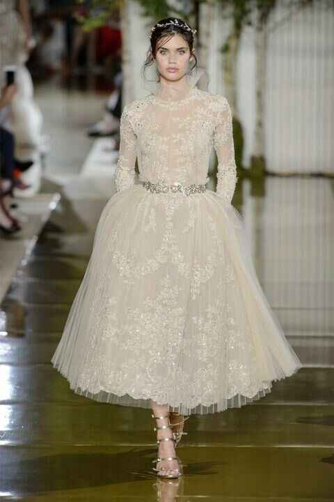 The Best Bridal Looks From Paris Couture Week