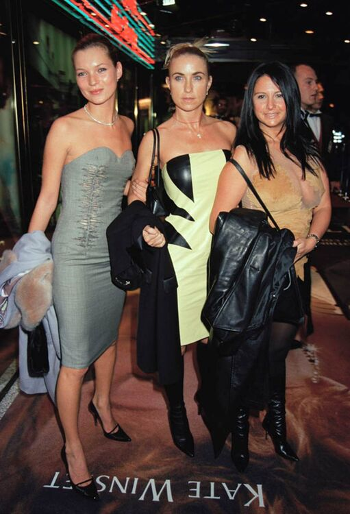 Kate Moss' Most Iconic Looks Ever