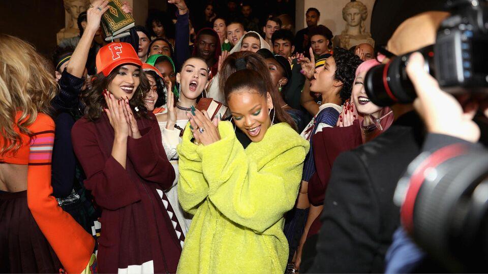Rihanna Is Bringing Her Fenty Fashion Show Back To New York