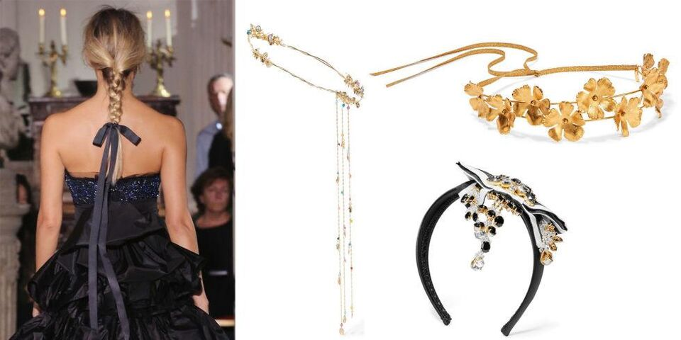 Haute Hair Accessories For Every Summer Occasion