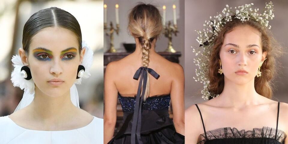 5 Beauty Lessons To Learn From The Couture Catwalks