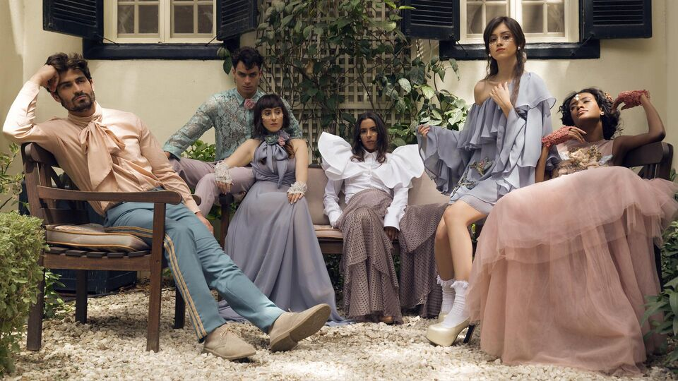 Egyptian Designer Mohanad Kojak On Creating Couture In Cairo's Growing Fashion Scene