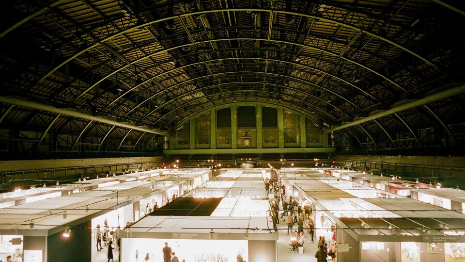 Armory Week Splits Into Two