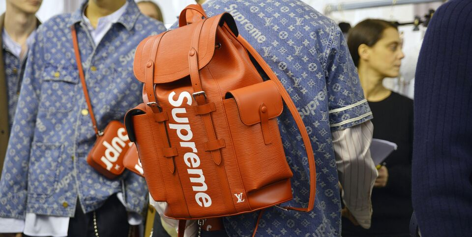 Supreme & Louis Vuitton Are No Longer Releasing Their Collection