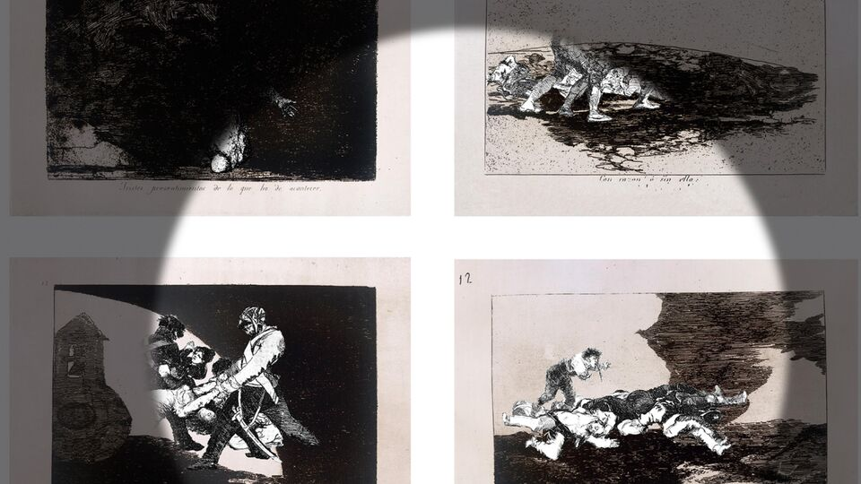 Disasters of War: Farideh Lashai on Goya