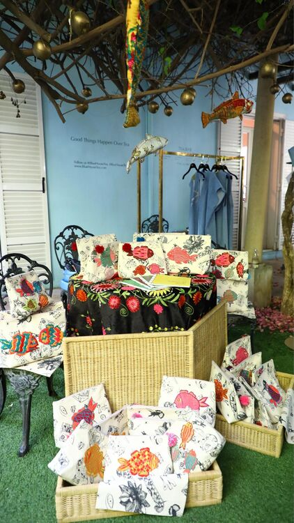Lana El Sahely's Summer Capsule Collection Launch