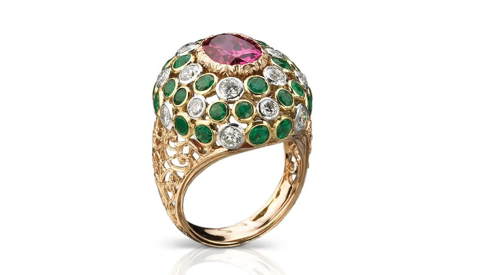 Buccellati's Reimagined High Jewellery Collections
