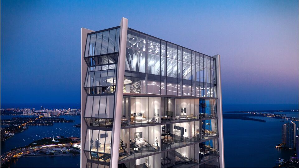 Zaha Hadid's One Thousand Museum