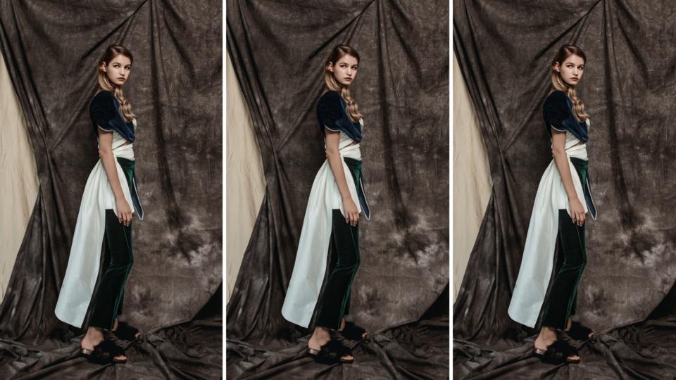 Exclusive: Shooting Saudi Designer Nora Al Shaikh's F/W 2017-18 Collection
