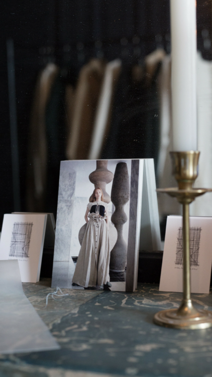 Bahraini Designer Hala Kaiksow Unveils Her New Collection In Paris