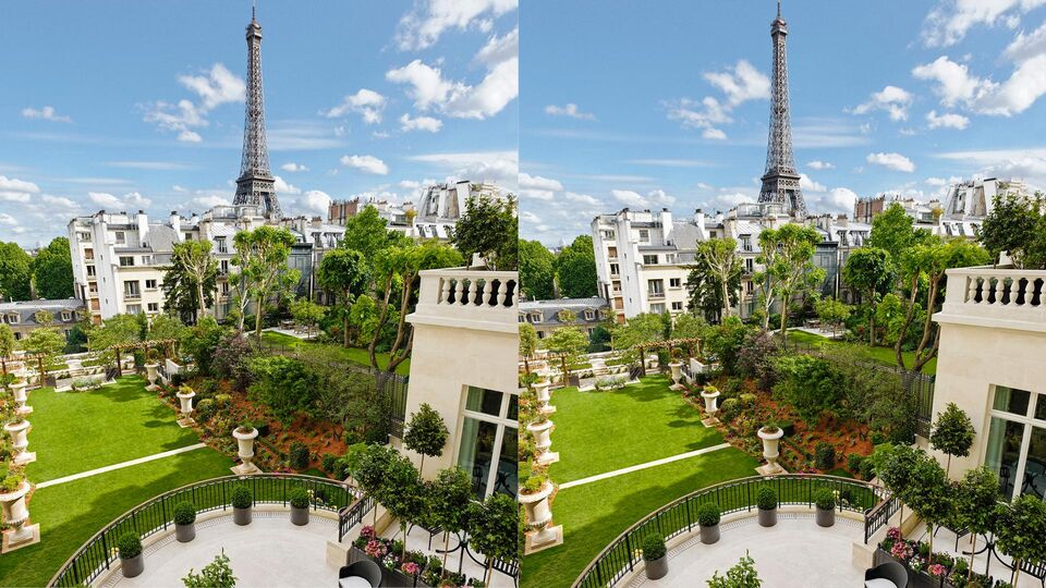 The Chicest Hotels In Paris