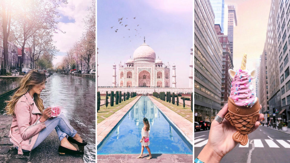 This Travel Blogger Has Been Called Out For Posting Fake Photos
