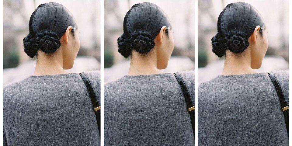 Macaron Buns Are The French Girl Hair Trend We're Loving This Summer
