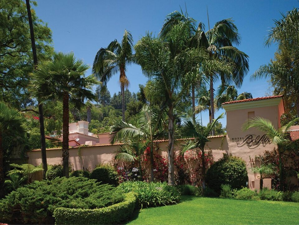 Hotel Bel-Air: A Garden of Delights