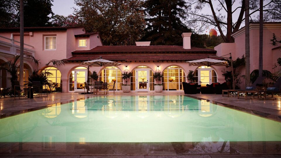 Hotel Bel-Air: A Garden of Delights