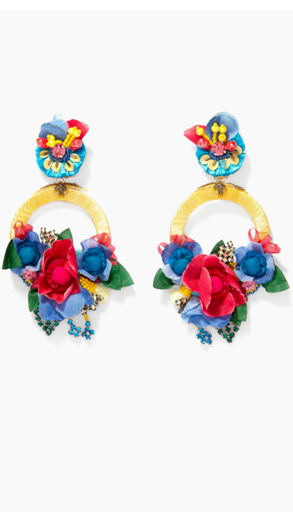 8 Chic Earrings To Pair With Your Swimwear