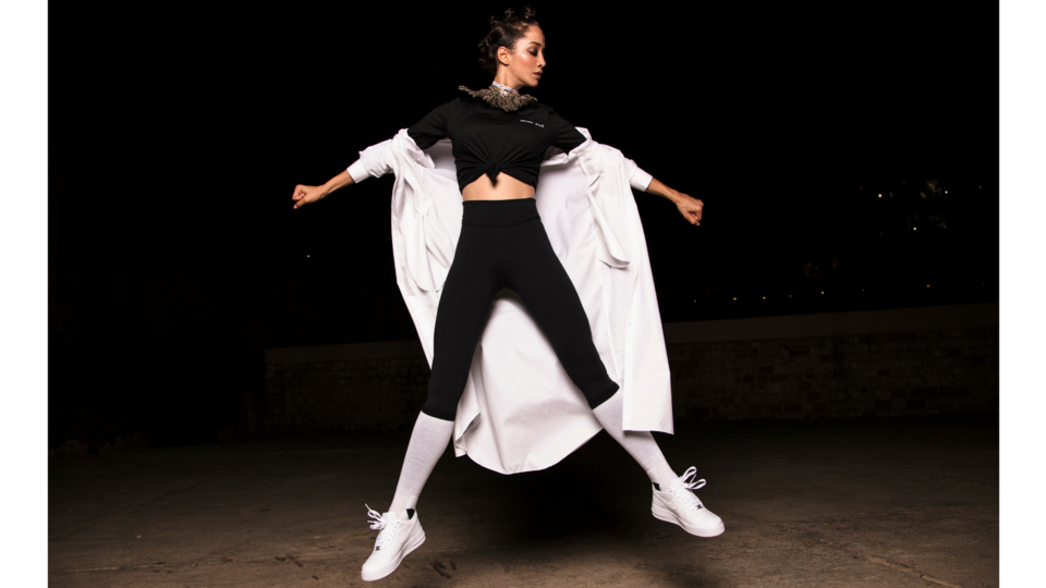 Lana El Sahely And Nike Salute Strong Women