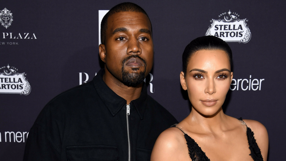 Kim Kardashian And Kanye West's Surrogate Is Reportedly Three Months Preganant