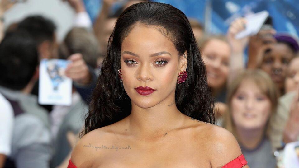 Rihanna Reveals A First Look At Fenty Beauty