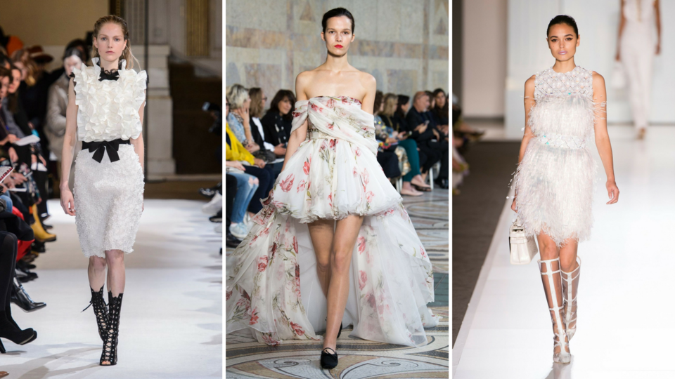 12 Designs That Will Make You Rethink A Short Wedding Dress