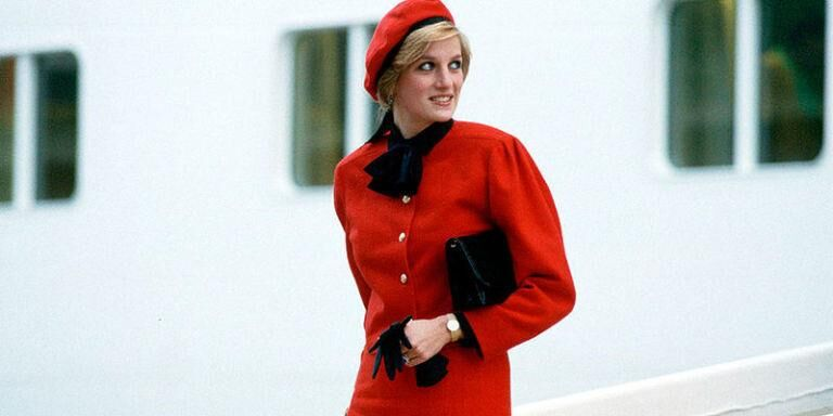 Off-White's Spring 2018 Collection Is Inspired By Princess Diana