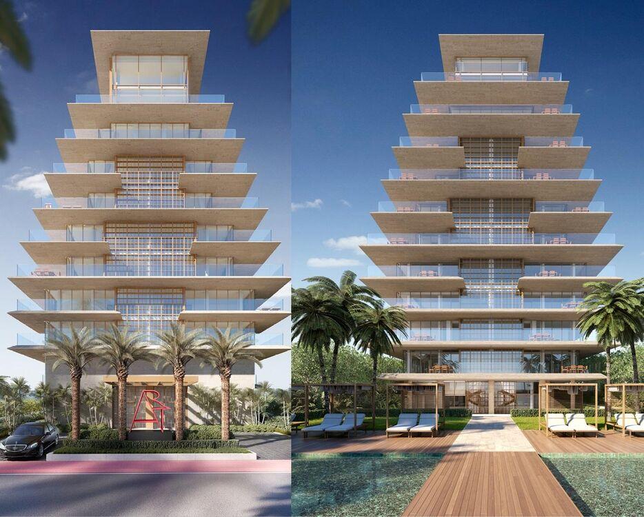 Arte At The Beach: Antonio Citterio To Design First Building In US
