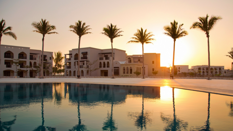The Escape: Where To Stay And Play In Salalah