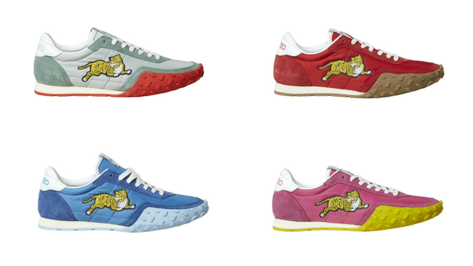 Kenzo Will Launch Their New Sneaker Design In Dubai