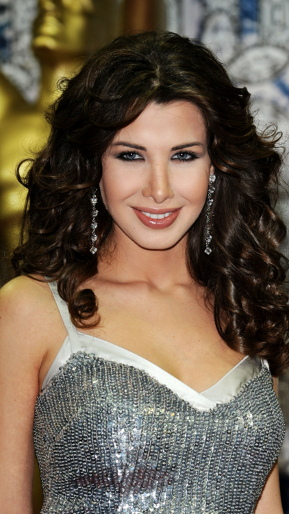 Nancy Ajram's Most Iconic Hair And Make-Up Moments Ever