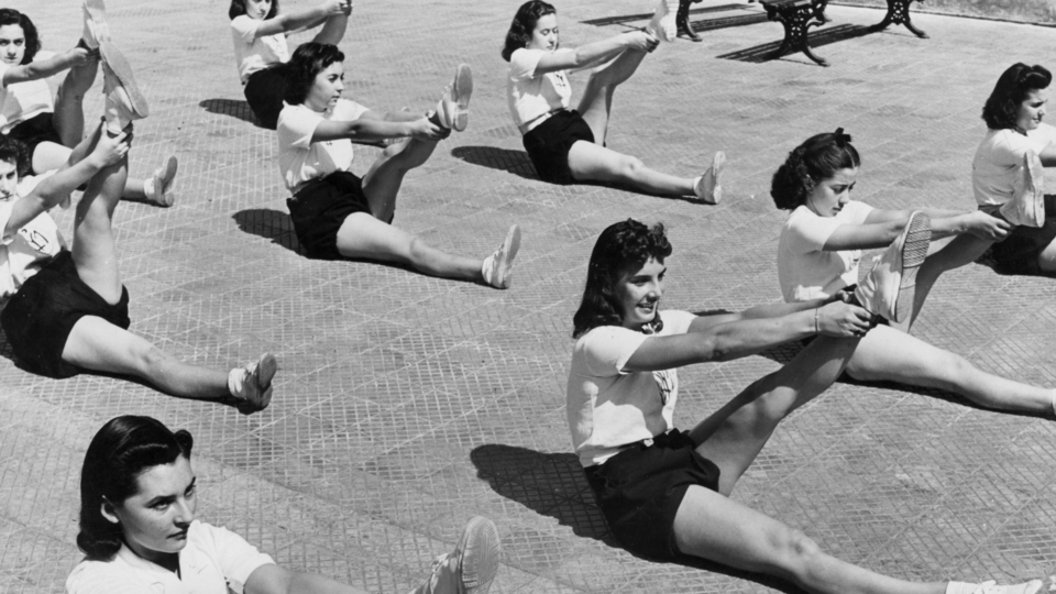 How To Create The Illusion That You Workout