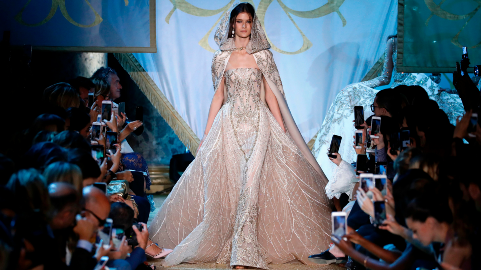 Elie Saab's Most Iconic Bridal Moments Through The Years